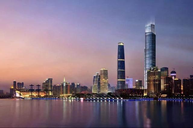 捐地27万平方米的香港新世界,旗下内地三座地标性建築設計赏析-7.jpg