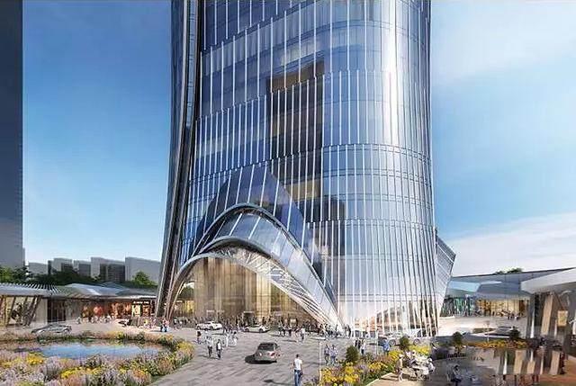 捐地27万平方米的香港新世界,旗下内地三座地标性建築設計赏析-21.jpg