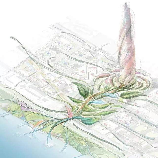 捐地27万平方米的香港新世界,旗下内地三座地标性建築設計赏析-20.jpg