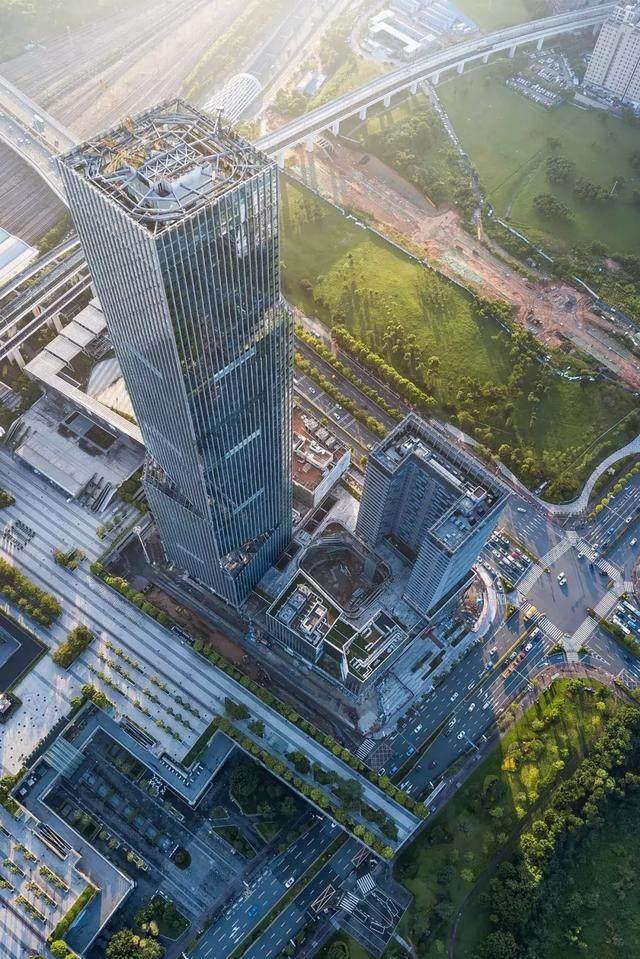 HPP 新作'深圳北站汇德大厦'即将竣工,258米刷新天际线-1.jpg