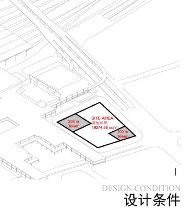 HPP 新作'深圳北站汇德大厦'即将竣工,258米刷新天际线-2.jpg