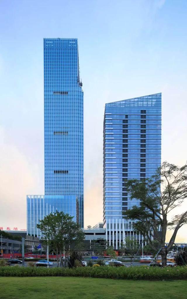 HPP 新作'深圳北站汇德大厦'即将竣工,258米刷新天际线-4.jpg