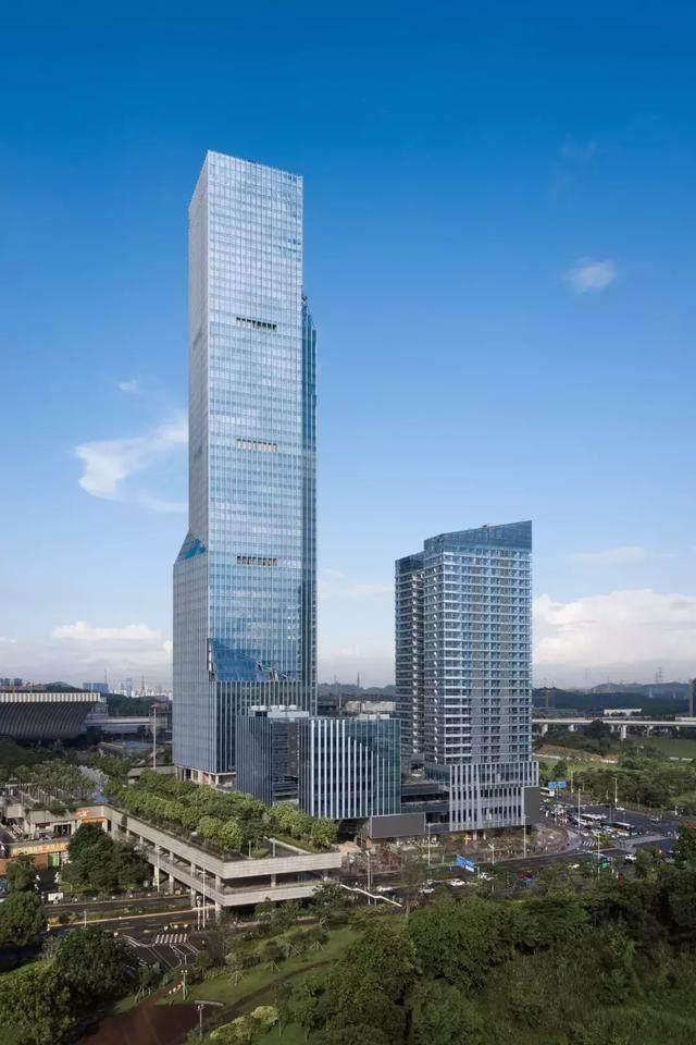 HPP 新作'深圳北站汇德大厦'即将竣工,258米刷新天际线-6.jpg