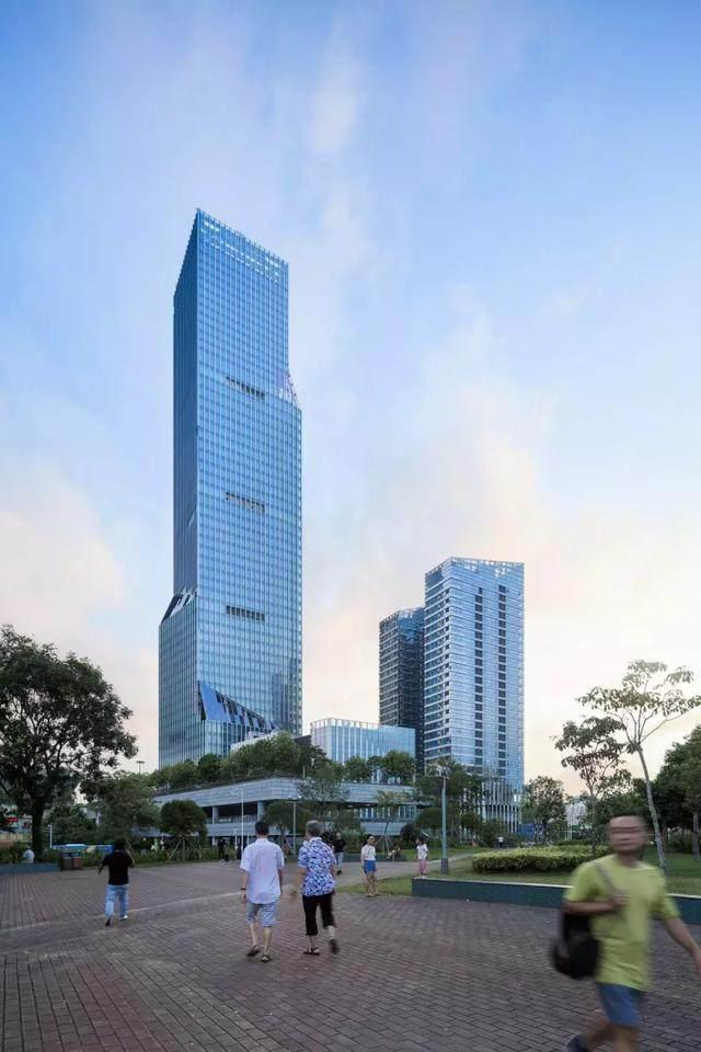 HPP 新作'深圳北站汇德大厦'即将竣工,258米刷新天际线-5.jpg