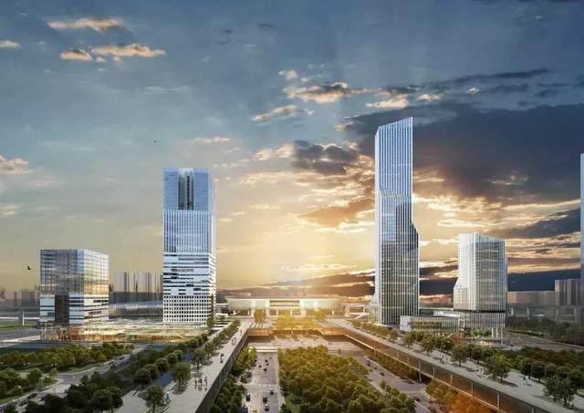 HPP 新作'深圳北站汇德大厦'即将竣工,258米刷新天际线-10.jpg