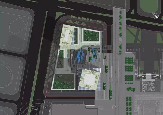 HPP 新作'深圳北站汇德大厦'即将竣工,258米刷新天际线-12.jpg