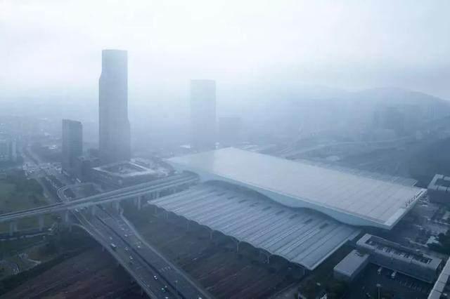 HPP 新作'深圳北站汇德大厦'即将竣工,258米刷新天际线-11.jpg