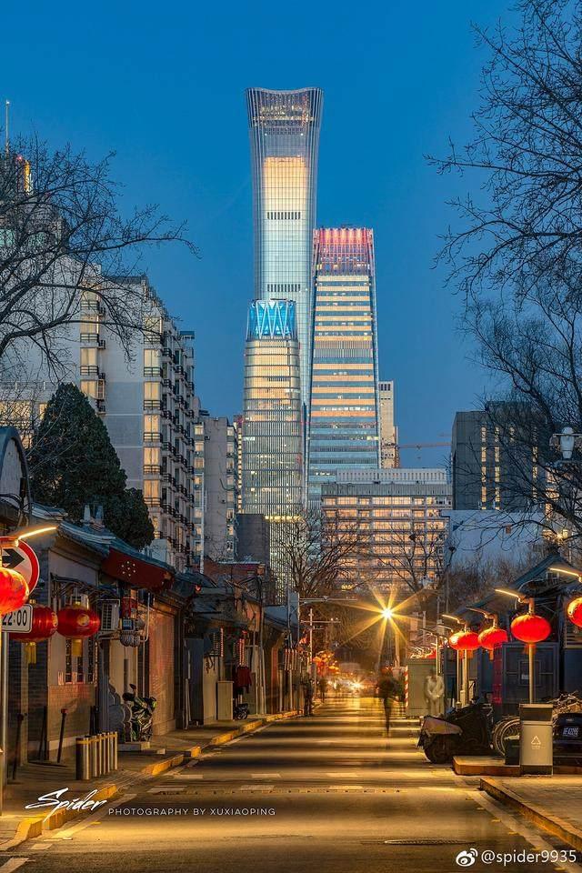 528米高,中国尊刷新北京天际线至高点-14.jpg