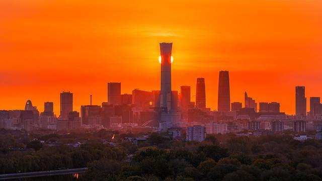 528米高,中国尊刷新北京天际线至高点-16.jpg