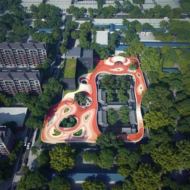 北京最美四合院幼儿园正式开园,抢先一睹实景图-11.jpg