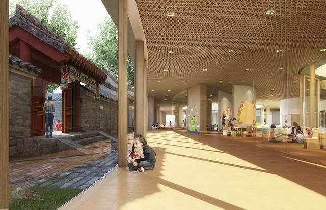 北京最美四合院幼儿园正式开园,抢先一睹实景图-20.jpg