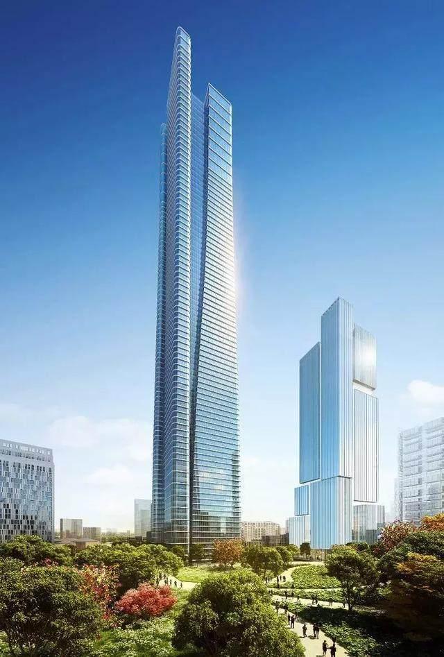 济南平安金融中心設計简析,形态来自泉水喷涌的动态轮廓-1.jpg