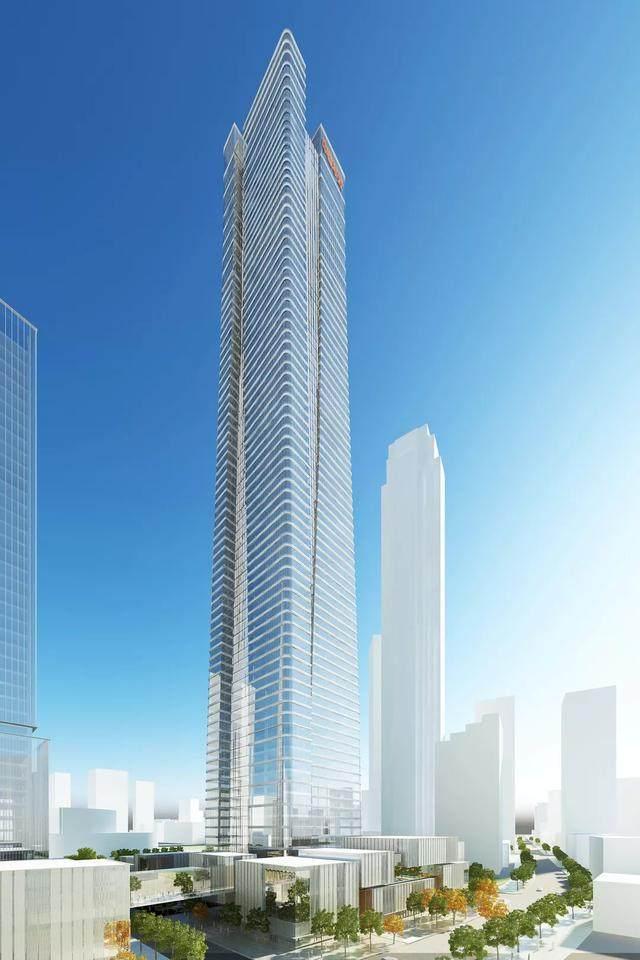 济南平安金融中心設計简析,形态来自泉水喷涌的动态轮廓-6.jpg