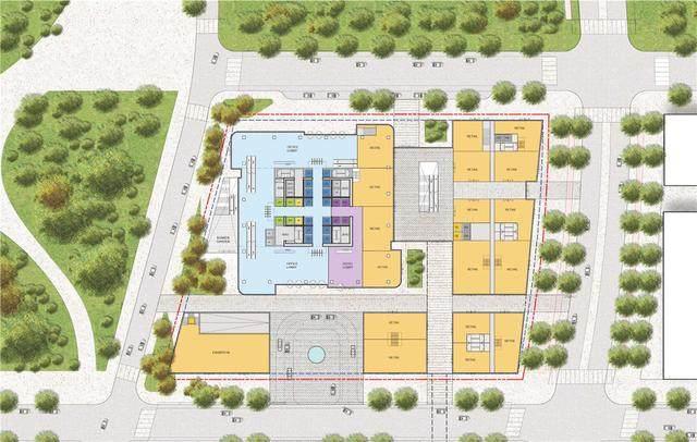 济南平安金融中心設計简析,形态来自泉水喷涌的动态轮廓-12.jpg