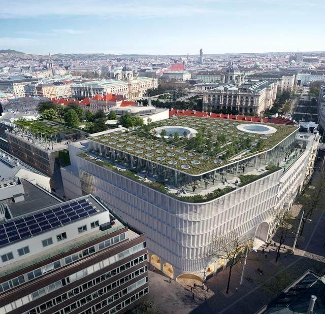 OMA赢得维也纳卡迪威百货公司扩建設計竞赛-1.jpg