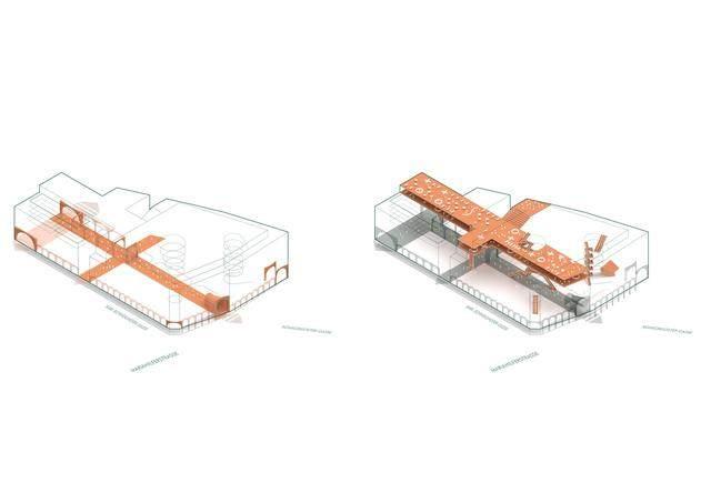 OMA赢得维也纳卡迪威百货公司扩建設計竞赛-5.jpg