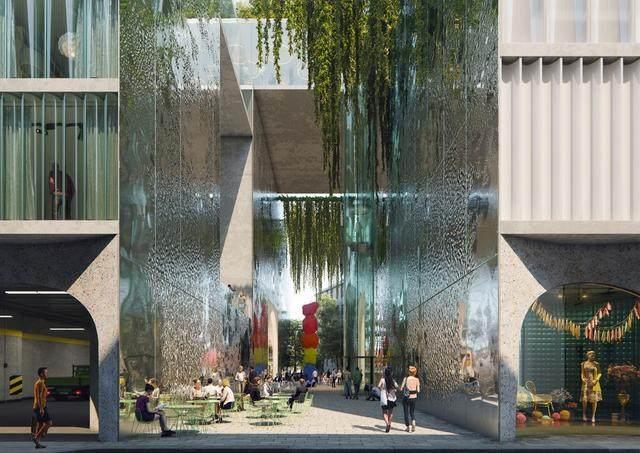 OMA赢得维也纳卡迪威百货公司扩建設計竞赛-7.jpg