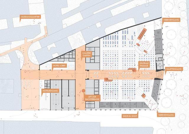 OMA赢得维也纳卡迪威百货公司扩建設計竞赛-9.jpg