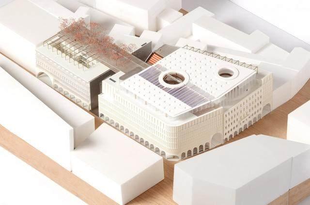 OMA赢得维也纳卡迪威百货公司扩建設計竞赛-10.jpg