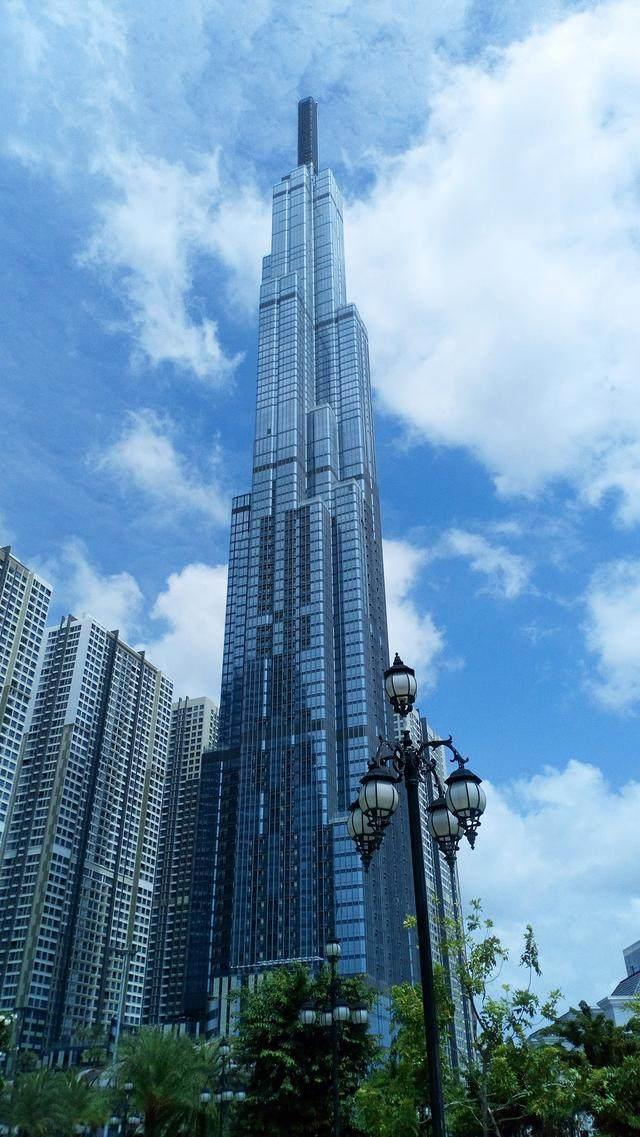 高469米,耗资14亿美元,越南第一高楼設計赏析-1.jpg