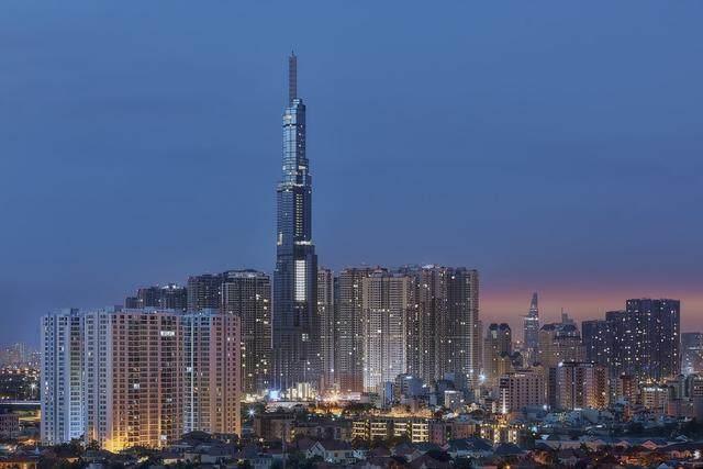 高469米,耗资14亿美元,越南第一高楼設計赏析-2.jpg