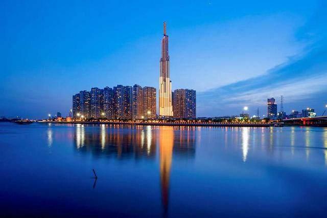 高469米,耗资14亿美元,越南第一高楼設計赏析-17.jpg