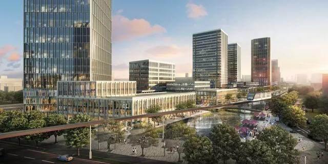 德国AS+P获得上海莘庄主城副中心城市設計国际方案征集第一名-1.jpg