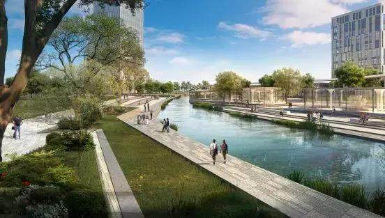德国AS+P获得上海莘庄主城副中心城市設計国际方案征集第一名-4.jpg