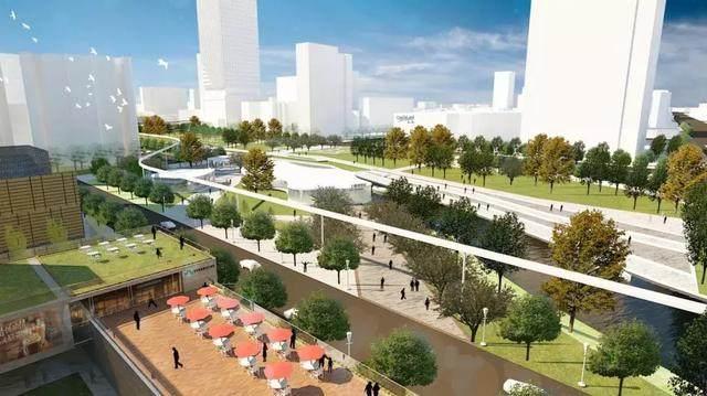 德国AS+P获得上海莘庄主城副中心城市設計国际方案征集第一名-3.jpg