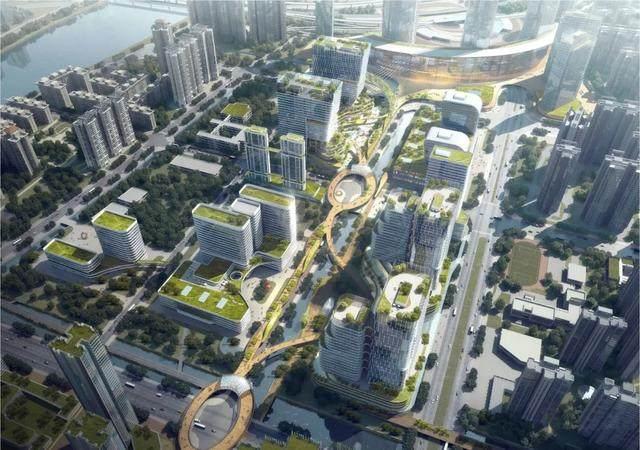 广州大坦沙规划設計方案,重塑广州城西新形象-3.jpg