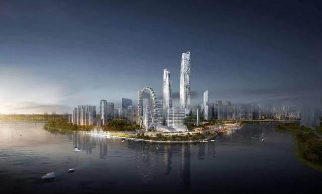广州大坦沙规划設計方案,重塑广州城西新形象-7.jpg