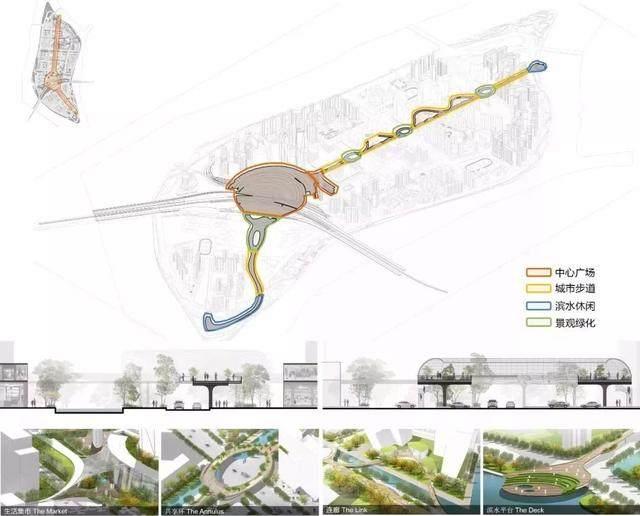 广州大坦沙规划設計方案,重塑广州城西新形象-8.jpg