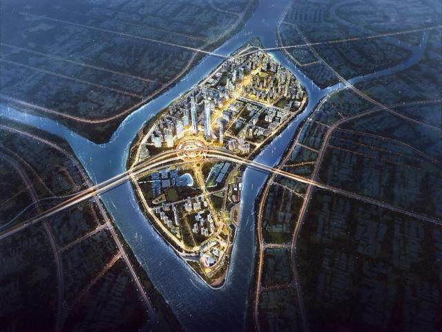 广州大坦沙规划設計方案,重塑广州城西新形象-14.jpg