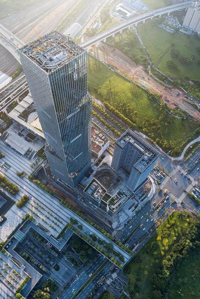 深圳北站258米TOD超高层地标汇德大厦即将竣工-1.jpg