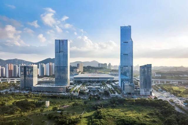 深圳北站258米TOD超高层地标汇德大厦即将竣工-2.jpg