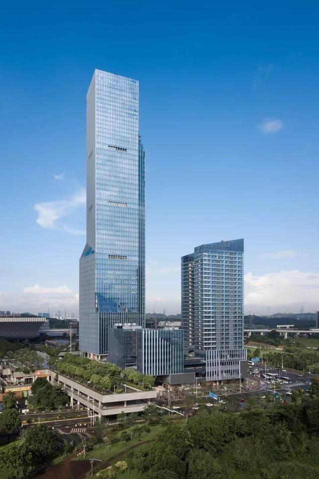 深圳北站258米TOD超高层地标汇德大厦即将竣工-15.jpg