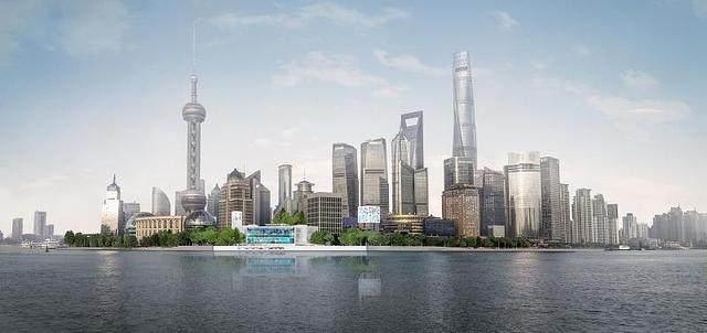 上海文化新地标——浦东美术馆结构封顶,预计2020年竣工-2.jpg