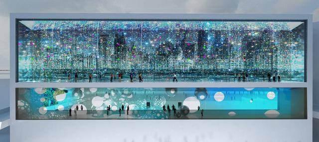 上海文化新地标——浦东美术馆结构封顶,预计2020年竣工-6.jpg