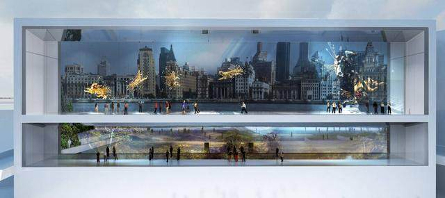 上海文化新地标——浦东美术馆结构封顶,预计2020年竣工-8.jpg