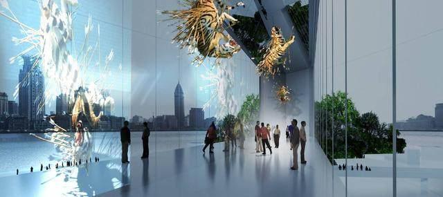上海文化新地标——浦东美术馆结构封顶,预计2020年竣工-9.jpg