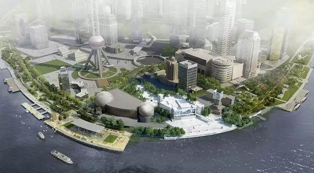 上海文化新地标——浦东美术馆结构封顶,预计2020年竣工-10.jpg