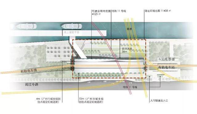 广州琶洲港澳客运口岸概念設計公布-6.jpg