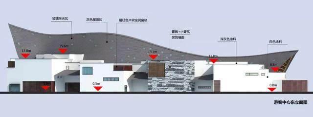 北大校长蔡元培、胡适纪念馆建築設計方案解析-20.jpg