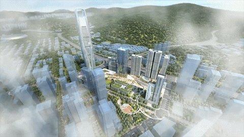 伍兹贝格赢得深圳罗湖区笋岗街道城建梅园片区城市更新项目設計-1.jpg