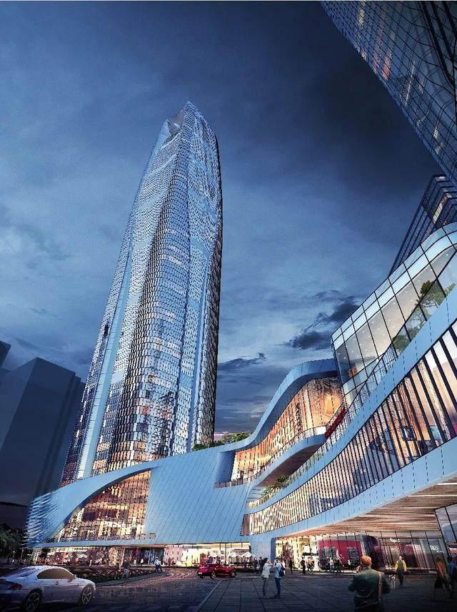 伍兹贝格赢得深圳罗湖区笋岗街道城建梅园片区城市更新项目設計-3.jpg