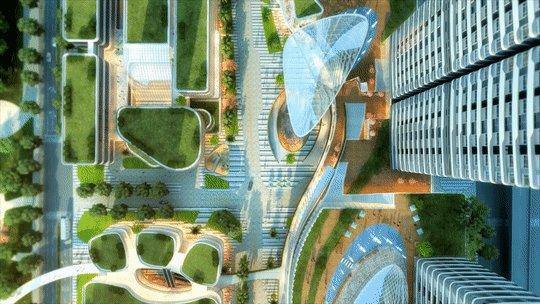 伍兹贝格赢得深圳罗湖区笋岗街道城建梅园片区城市更新项目設計-10.jpg
