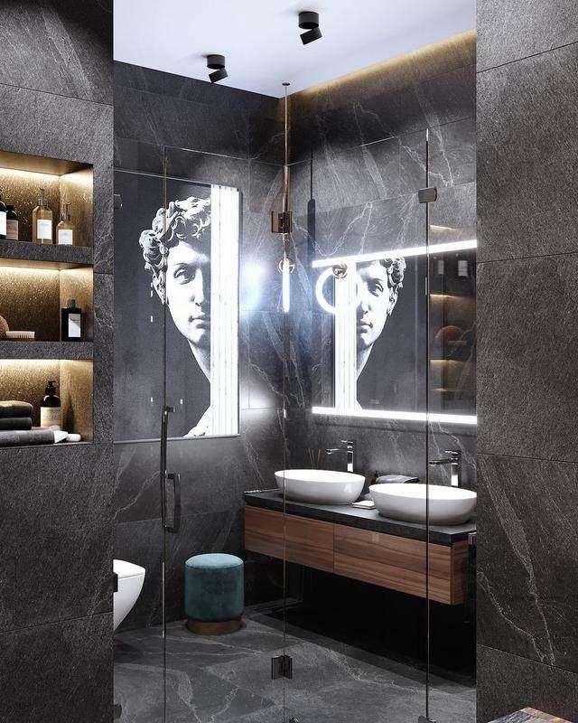 「設計」:高級灰蓝调公寓-oleg tyrnov-6.jpg