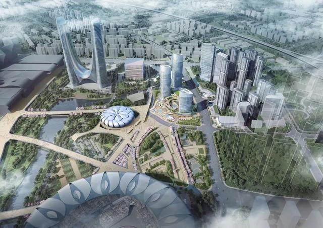 面向亚奥时代的TOD城市探索——杭州信达中心-1.jpg