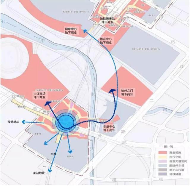 面向亚奥时代的TOD城市探索——杭州信达中心-5.jpg