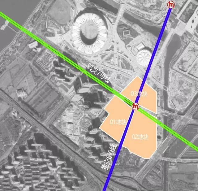 面向亚奥时代的TOD城市探索——杭州信达中心-3.jpg